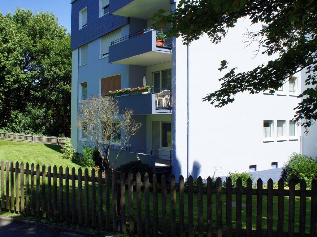 Gut geschnittene 4-Zimmer-Eigentumswohnung in zentraler Lage von Lüdenscheid-Bergstadt