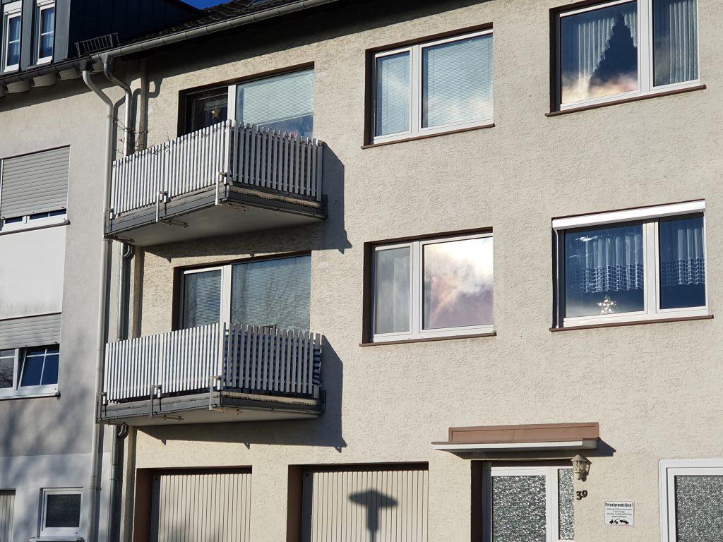 Gemütliche 2 Zimmer ETW mit Balkon in Lüdenscheid – Bergstadt !!!