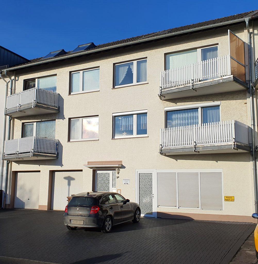 Gepflegte 3 Zimmer ETW mit 2 Balkonen und Garage  in Lüdenscheid – Bergstadt !!!